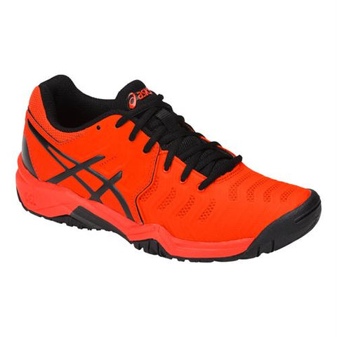 Asics Gel Resolution 7 GS Junior's Shoes - TopSpin Tennis Store