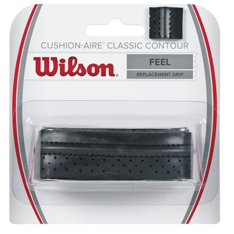 Wilson Cushion-Aire Classic Contour Replacement Grip - TopSpin Tennis Store