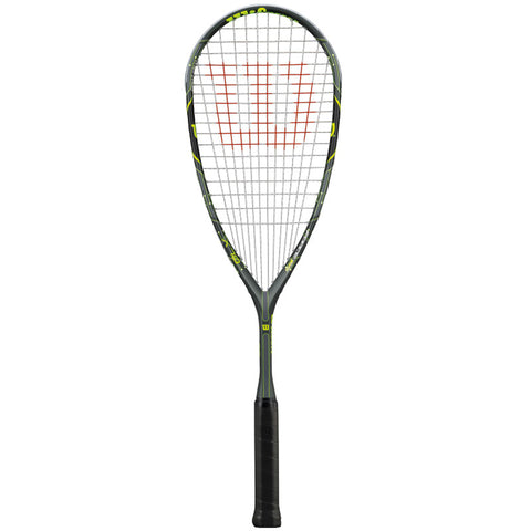 Wilson Force 165 BLX Squash Racquet - TopSpin Tennis Store