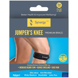 Synergy Jumper's Knee Premium Brace - TopSpin Tennis Store