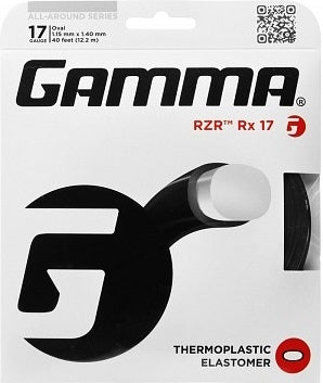 Gamma RZR Rx String Set - TopSpin Tennis Store