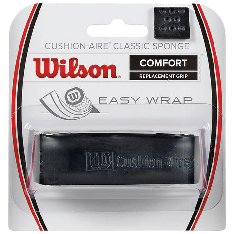 Wilson Cushion-Aire Classic Sponge Replacement Grip - TopSpin Tennis Store