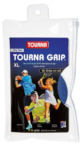 Tourna Grip XL 10 Pack Overgrip