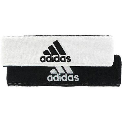 adidas Interval Reversible Headband - TopSpin Tennis Store
