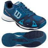 Wilson Rush Pro Junior Tennis Shoes - TopSpin Tennis Store