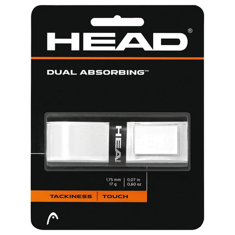 Head Dual Absorbing Replacement Grip - TopSpin Tennis Store