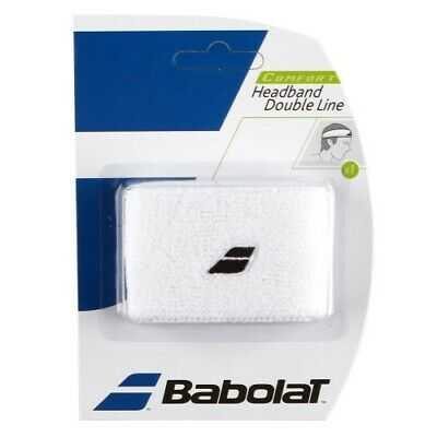 Babolat Double Line Headband - TopSpin Tennis Store