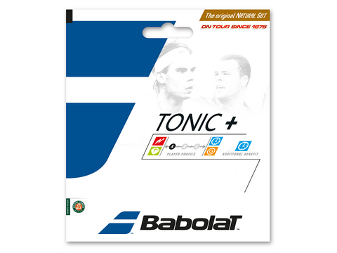 Babolat TONIC + LONGGEVITY Strings
