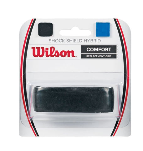 Wilson Shock Shield Hybrid Replacement Grip - TopSpin Tennis Store