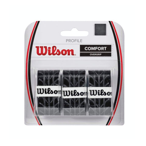 Wilson Profile Overgrip 3 Pack - TopSpin Tennis Store