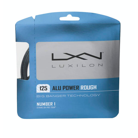 Luxilon ALU Power Rough String Set