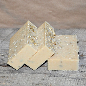 Goat Milk & Oatmeal Bar Soap (unscented)