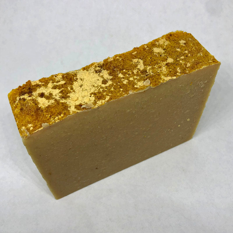 Goat Milk & Honey Lemon Ginger Goodness Soap