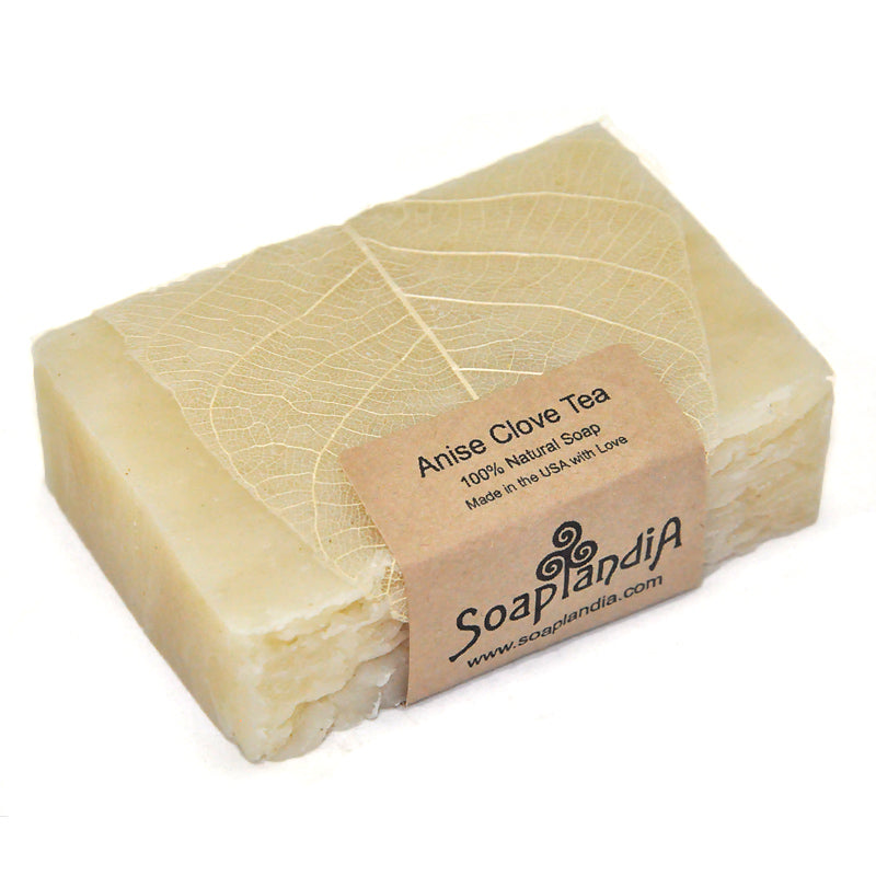 Anise Clove Tea Bar Soap