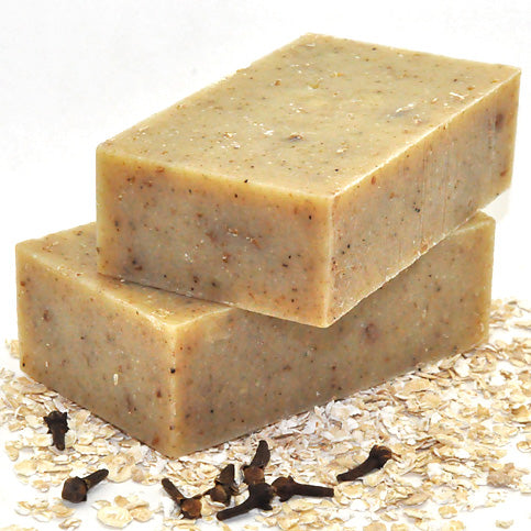 Spiced Oatmeal Bar Soap