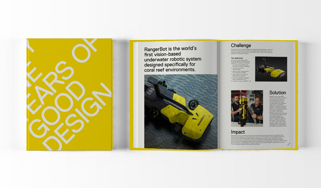 2019 Good Design Awards Yearbook - Sixty One Years of Good Design