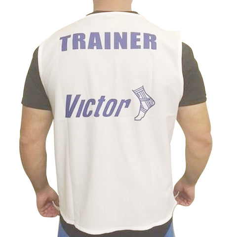 Victor Trainers  VEST - WHITE - Club Medical