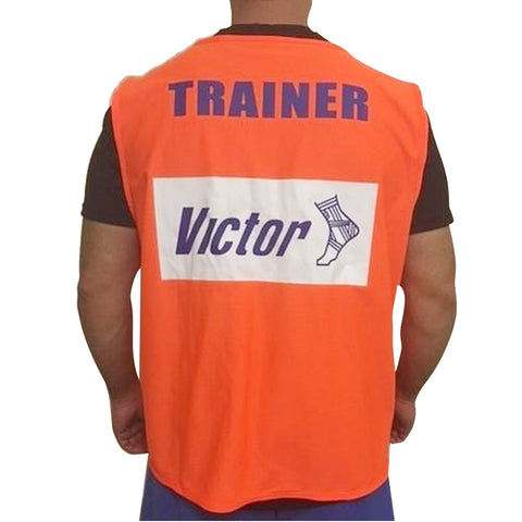 Victor Trainers  VEST - ORANGE - Club Medical