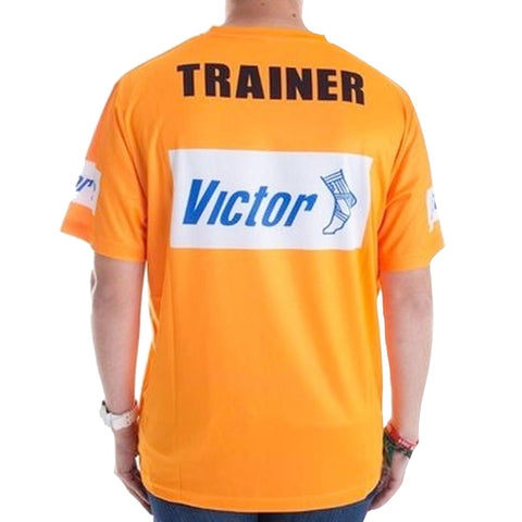 Victor Trainers  T-SHIRT - ORANGE - Club Medical