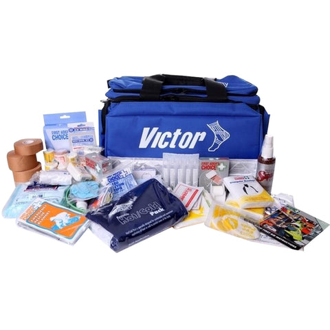 VICTOR Specialty Sports Kit - Medical Case - Club Medical