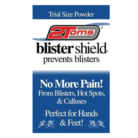2TOMS Blistershield Powder Sachets - Club Medical