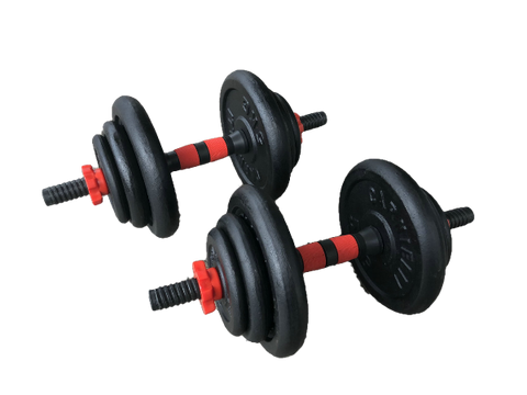 30Kg Dumbbell Set (Pre-Order) - Club Medical