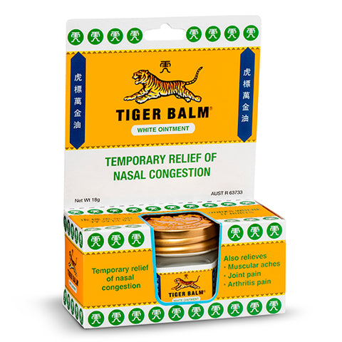 Tiger Balm White - Club Medical