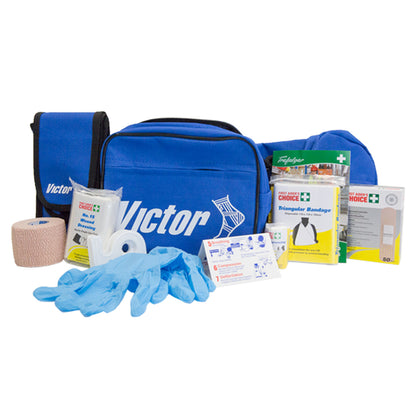 Victor 'On-Field' 1st Aid Kit - Bum Bag - Club Medical