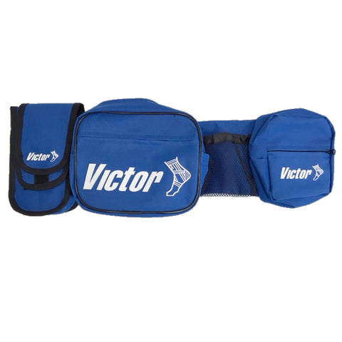 Victor Utility Belt- (6 Pocket Bum Bag) - Club Medical