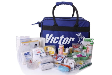 Victor 'On-Field' 1st Aid Kit - Sport Care Bag - Club Medical