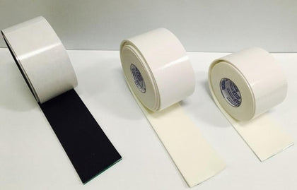 Adhesive Foam- (Large) White 5mm - Club Medical