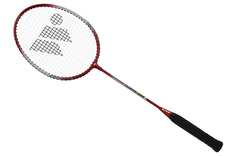 WISH BADMINTON RACQUET- ALUMTEC 308 - RED