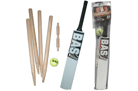 BAS CRICKET SET STRIKER