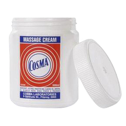 Cosma Massage Cream - Club Medical