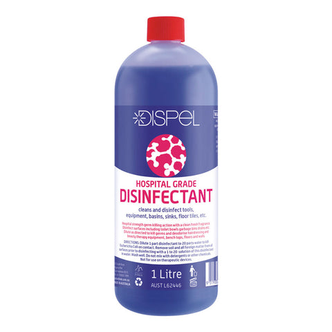 Dispel Hospital Grade Disinfectant 1L - Club Medical