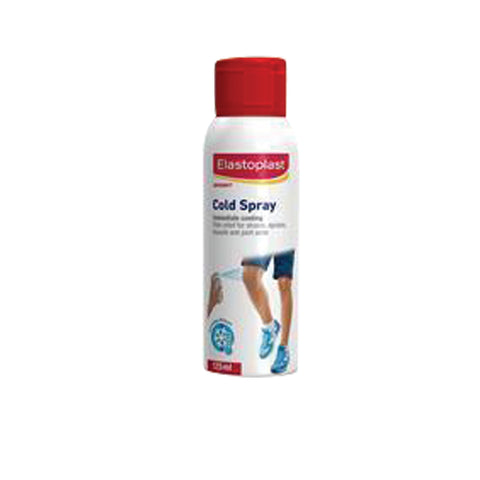 Elastoplast Cold Spray 125ml - Club Medical
