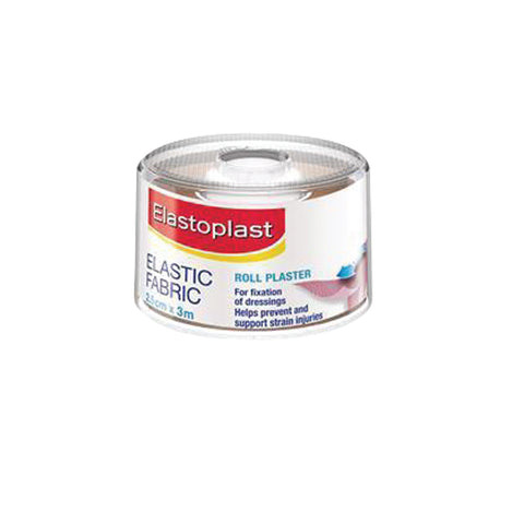 Elastoplast Fabric Roll Plaster 2.5cm X 3m - Club Medical