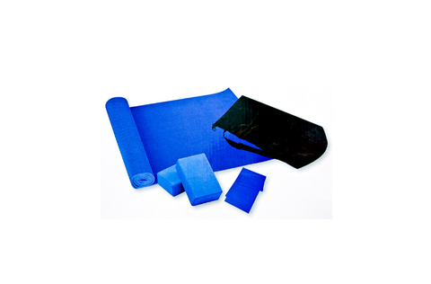 RINGMASTER YOGA SET BLUE - Club Medical