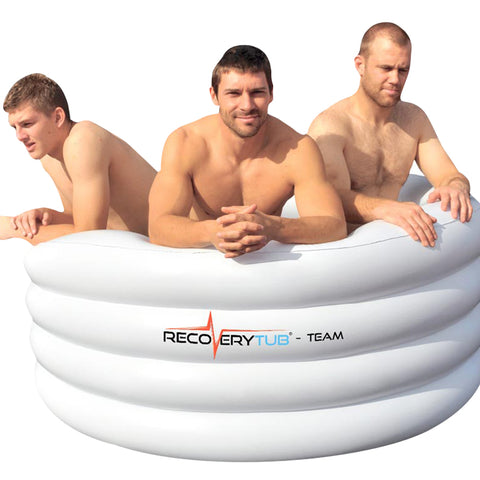 Inflatable Ice Bath TEAM