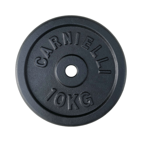 10KG Weight Plates (Pre-Order) - Club Medical