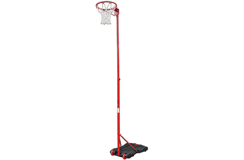 ALLIANCE NETBALL STAND WATER BASE - RED