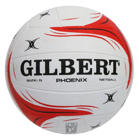 GILBERT PHOENIX T500 & T400 NETBALL - Club Medical