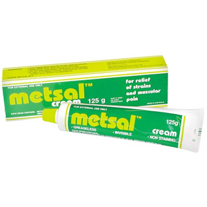 Metsal Tube -125g - Club Medical