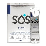 SOS Rehydrate Berry Hangsell- 5 Pack - Club Medical