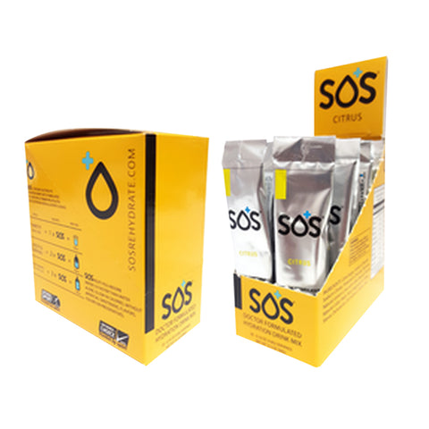 SOS Rehydrate Citrus-20 Single - Club Medical