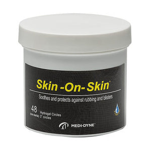 Skin-On-Skin Circles Tub 3""