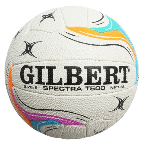 GILBERT SPECTRA T500 & T400 NETBALL - Club Medical