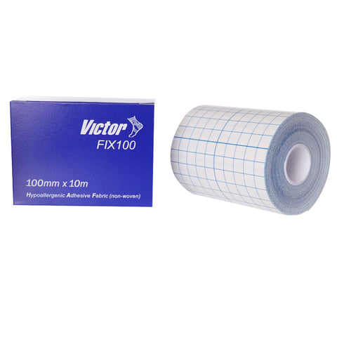 Victor Fix - Hypoallergenic Fixing Tape 10cm X 10m - Club Medical