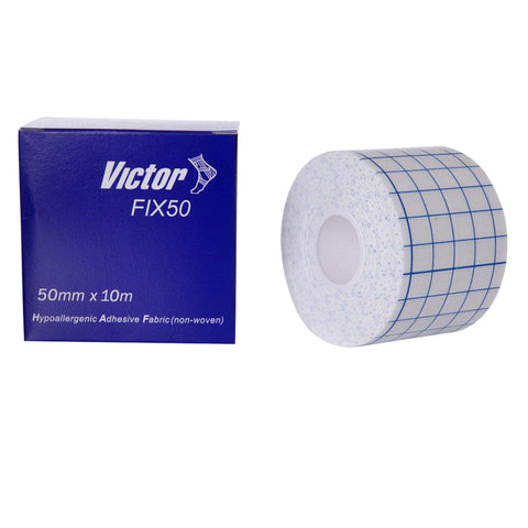 Victor Fix - Hypoallergenic Fixing Tape 5cm X 10m - Club Medical