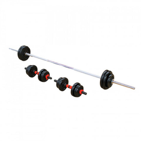 50Kg Dumbbell Barbell Set